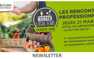 Rencontres « Manger Local et Bio »